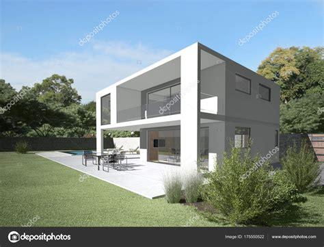 terrazze design moderna villa con terrazza e giardino design