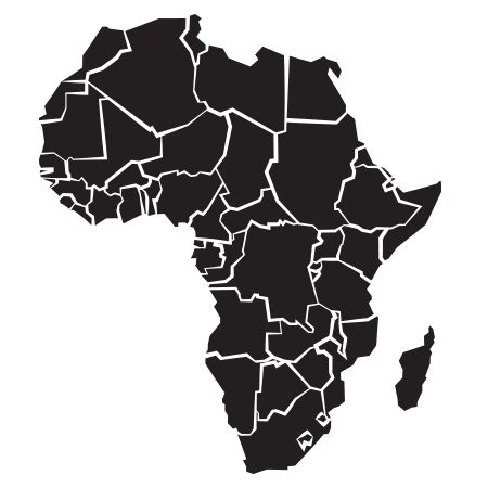 stickers afrique mono stickers malin