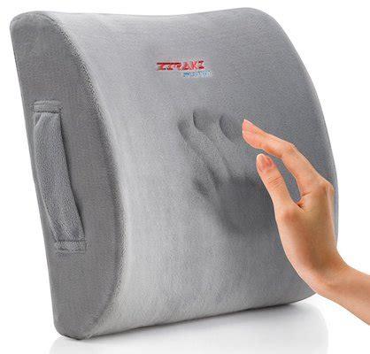 I Cushion Premium ziraki memory foam lumbar cushion premium lumbar lower