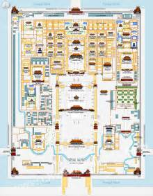 Versailles Floor Plan Beijing Map Map Of Beijing S Tourist Attractions And Subway