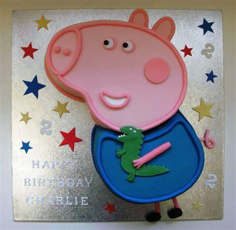 george peppa pig cake template sampletemplatess