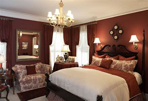 Red Bedroom Decorating Ideas bedroom decorating ideas brown and red fresh bedrooms