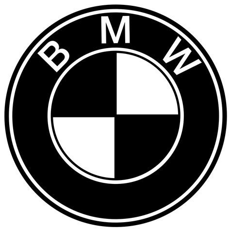 car logo black and white bmw logo black and white car clipart downloadclipart org