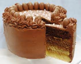 schoko karamell kuchen chocolate caramel layer cake recipes dishmaps
