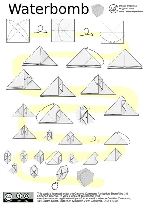 Free Origami Patterns - free coloring pages free origami templates 101 coloring