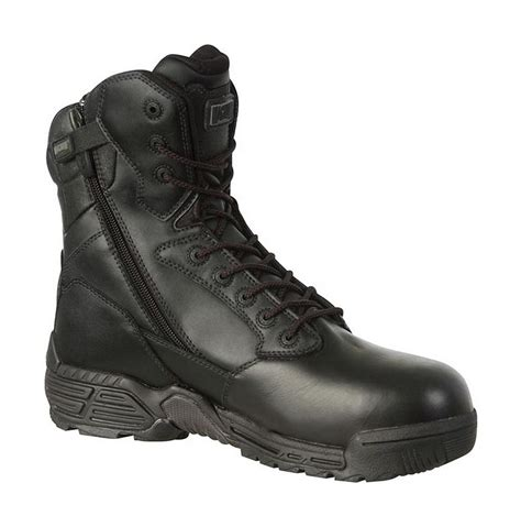 Magnum Stealth 8 0 Side Zip magnum stealth 8 0 side zip safety boot