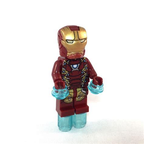 Lego Iron 46 Civil War Ori iron lego minifig 46 civil war minifig bin