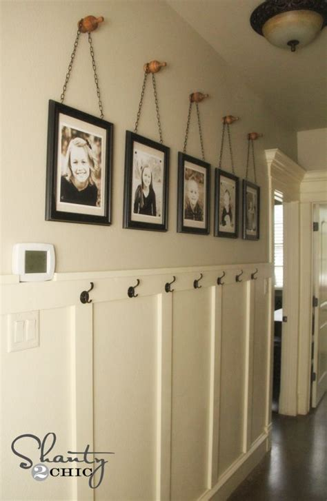 how to hang picture frames that have no hooks 25 best ideas about hanging picture frames on pinterest