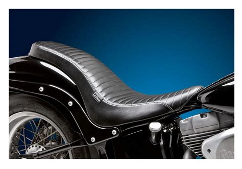 cobra motorcycle seats le pera cobra seat for harley softail with 200mm tire 2006