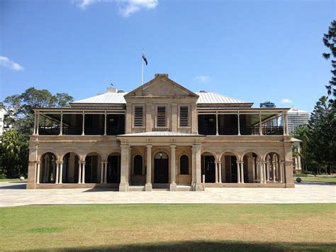 Gov House Government House Queensland