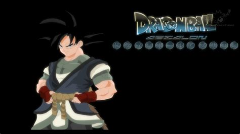 wallpaper dragon ball absalon dragon ball absalon 2012 goku by gt4tube on deviantart