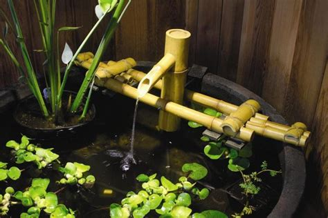 Bamboo Aquascape by Adjustable Pouring Bamboo By Aquascape