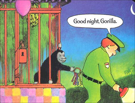 good night gorilla 1405263768 good night gorilla board book 026052 details rainbow