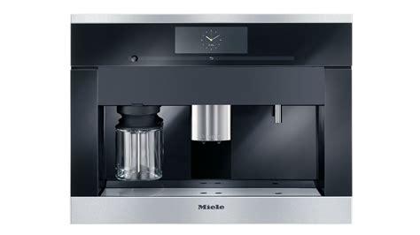 miele cva6805 built in coffee machine 60cm coffee