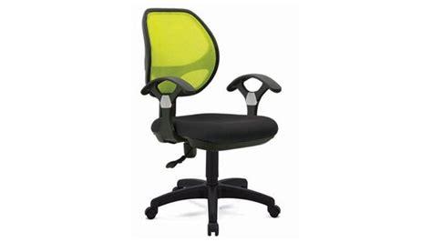 Kursi Sekertaris Staff Kantor Modern Chairman Model Jaring Bergaransi d 3007 kursi kantor sekretaris staff indachi