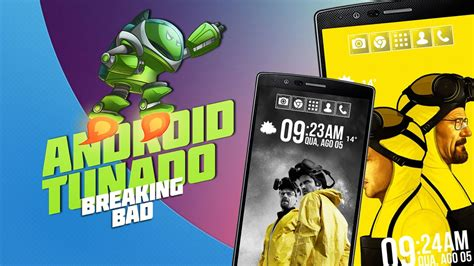 Why Android Is Bad by Breaking Bad Android Tunado Baixaki Android