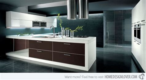 modern island kitchen designs 15 unique and modern kitchen island designs home design lover