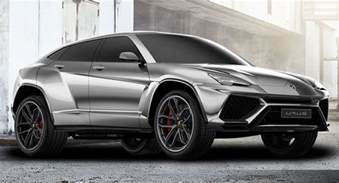 Lamborghini Uris Lamborghini Urus The In Brand S Electrified Future