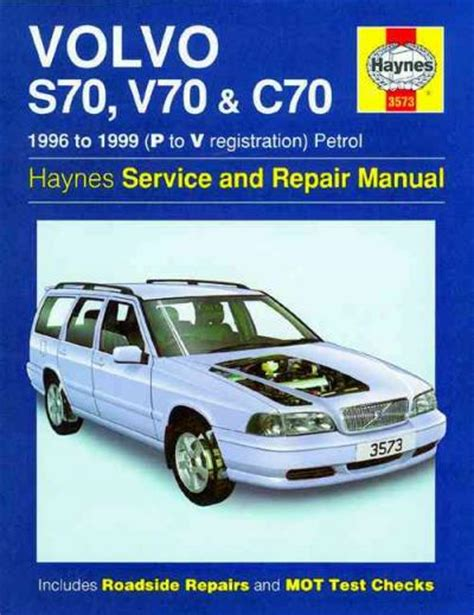 volvo s70 v70 c70 1996 1999 haynes service repair manual uk sagin workshop car manuals repair