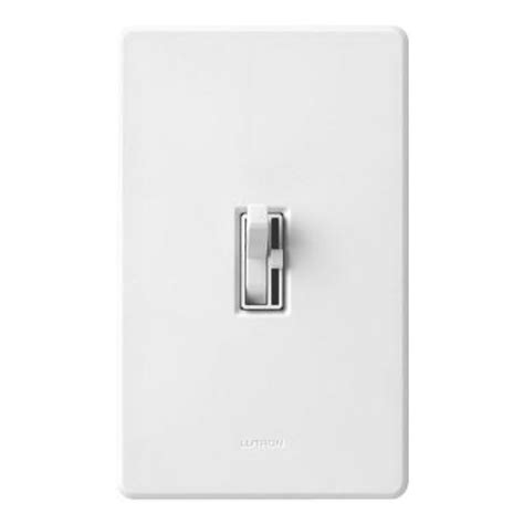 lutron ariadni 1000 watt 3 way dimmer white ay 103p wh