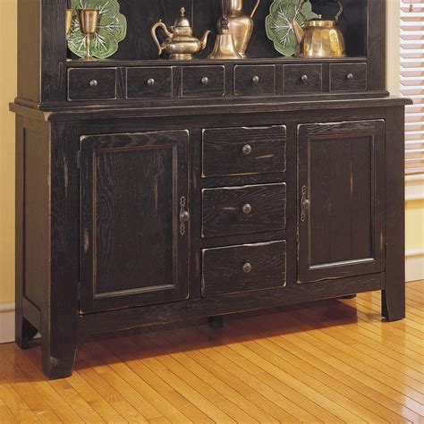 Heirloom Dresser by Broyhill Furniture Attic Heirlooms 5397 65bv Buffet With Storage Hudson S Furniture Buffets