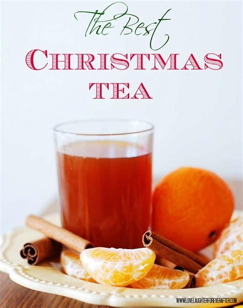 love laughter foreverafterthe best christmas tea ever