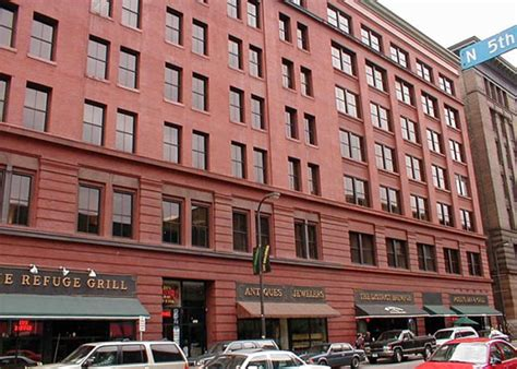 Apartments Downtown Minneapolis Warehouse District Minneapolis A Model For Recycled Warehouses