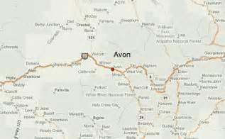 avon colorado location guide