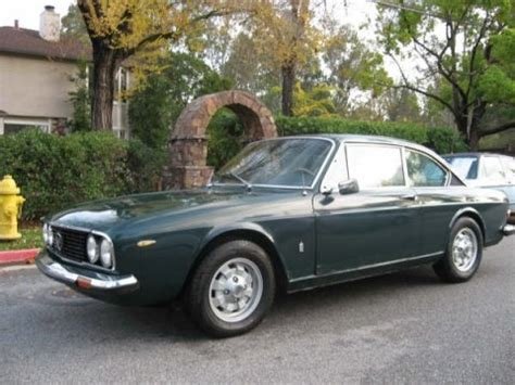 Lancia 2000 Coupe 1972 Lancia 2000 Hf Flavia Coupe Front Cars From Lancia