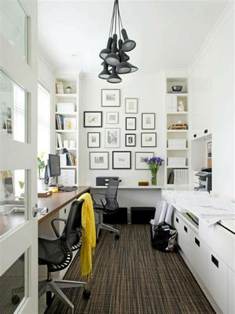 Small Home Office Room White Home Office Room Ideas