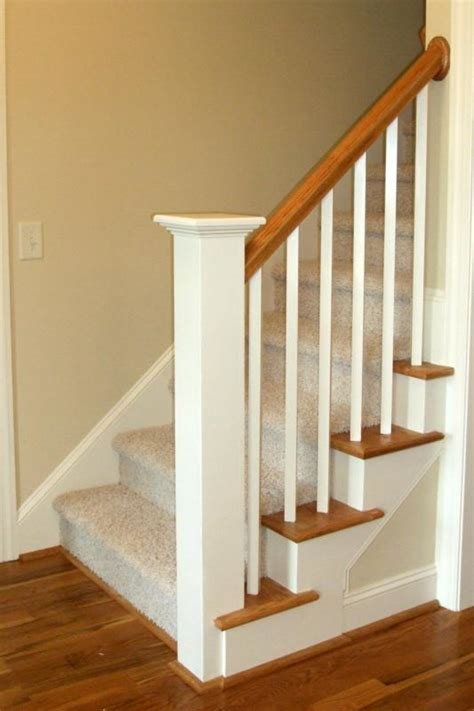 Staircase Ideas New Home Staircases Oak Craftsman And More Styles