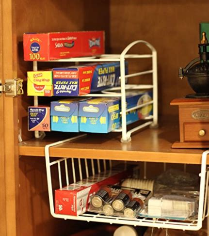 cabinet door kitchen wrap organizer 12 must have products for kitchen organization on a budget