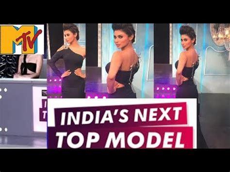 renewed shows for next season mouni roy in new show india s next top model season 3