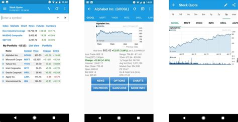 best android stock market app best stock market quote apps for android android central