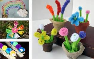 Spring Ideas Gallery For Gt Spring Crafts For Kids Pinterest