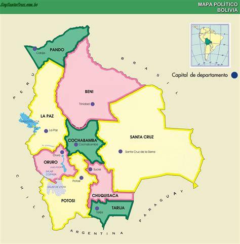 imagenes satelitales bolivia mapa do bolivia