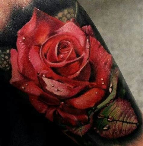 detailed rose tattoos amazingly realistic detailed tattoos