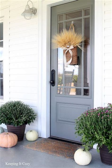 painted front doors images best 25 farmhouse front doors ideas on