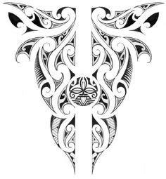 kirituhi tattoo designs a polynesian design with symbol eel fish and tiki