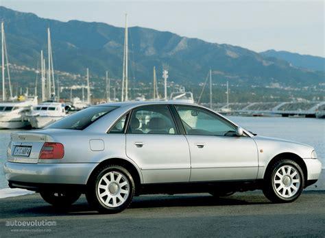 Audi A4 1994 by Audi A4 Specs Photos 1994 1995 1996 1997 1998