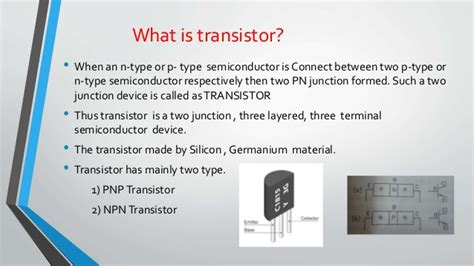 transistor lifier meaning transistor as a switch