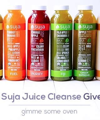 Suja Detox by Gimme Some Oven Celebrating Delicious And Easy Recipes