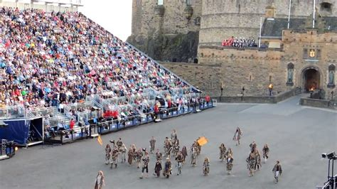 edinburgh tattoo fly past schedule opening edinburgh tattoo by young pictish warriors youtube