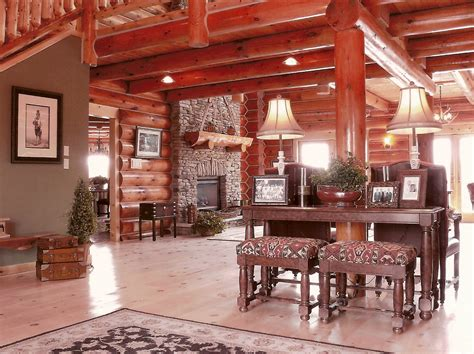 log living room log home living rooms modern house