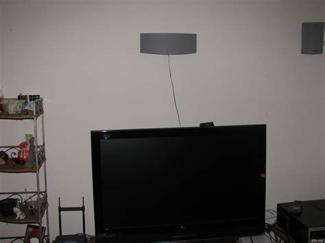 how to hide speaker wire on wall how to hide wall mounted speaker wires in your apartment