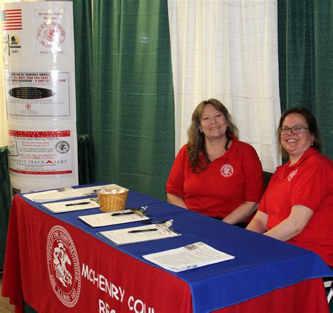 Records Of Deeds Tax Dollars At Cl Expo Mchenry County