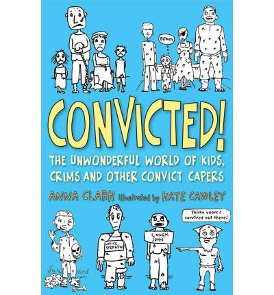 the crims books convicted clark 9781920878603