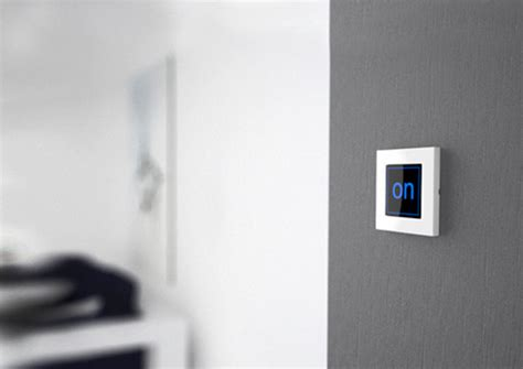 Modern Electrical Switches For Home How Much Clearer A Switch Yanko Design