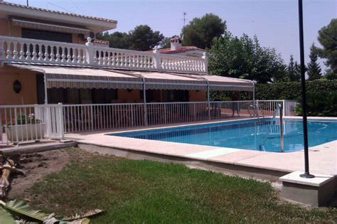 barandilla piscina aluminio foto barandilla de piscina de aluminios valero 484174