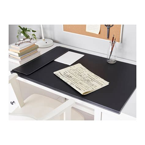 ikea desk mat rissla desk pad black ikea